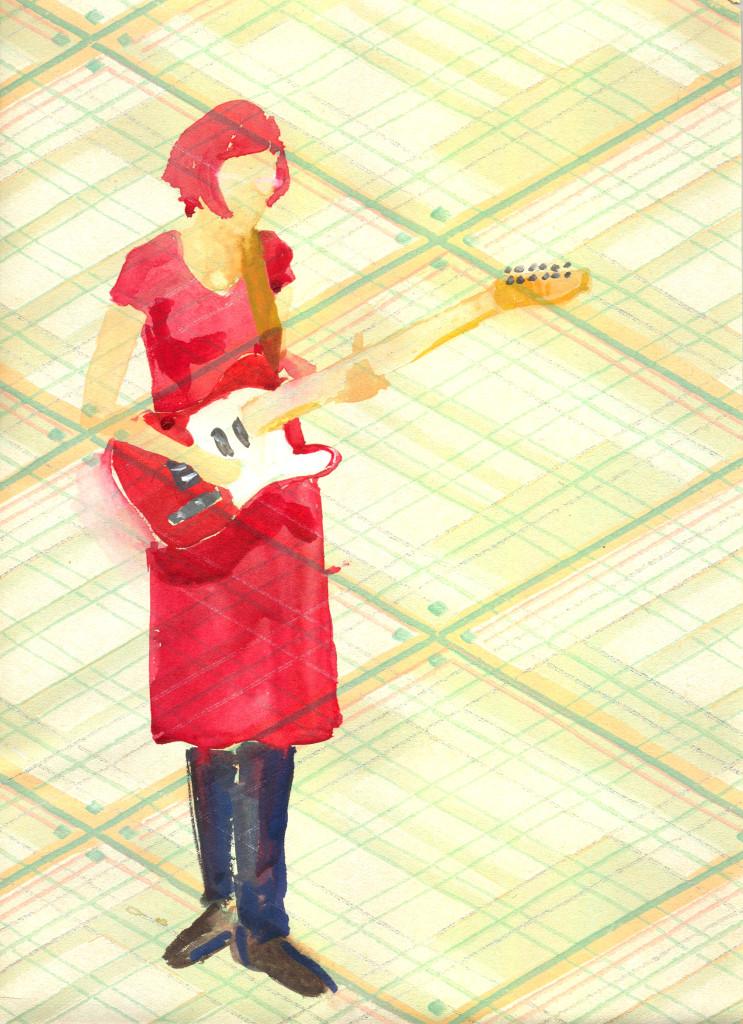 Barbara Guitar