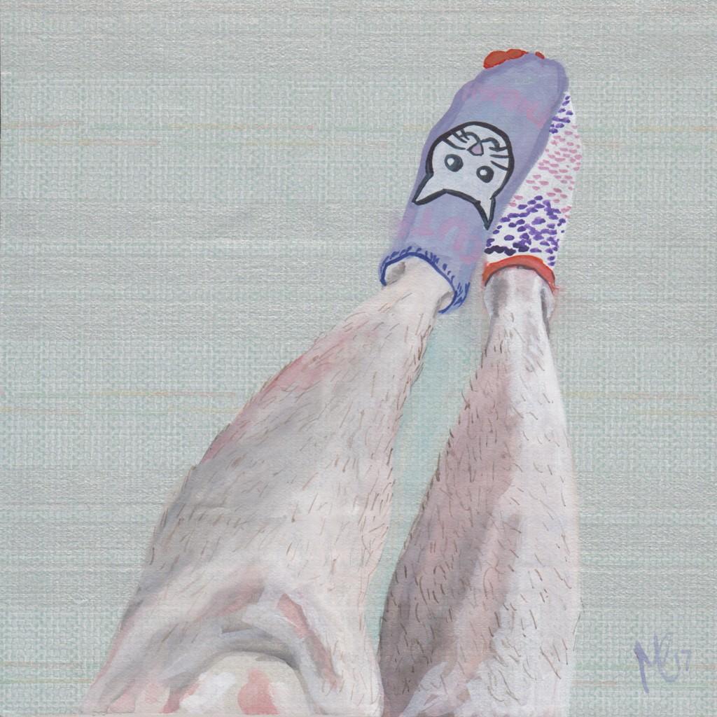 45 of 50 leg hair Emily V (2)